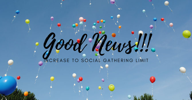 News for In-Person Gathering image