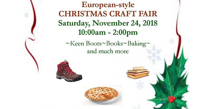 Christmas Market Place and Keen Shoe Sale