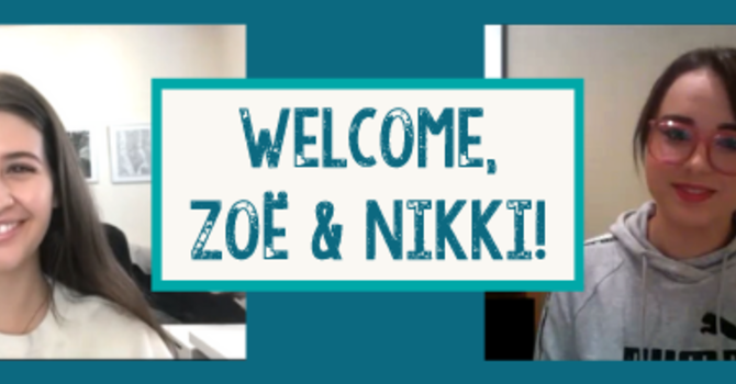Introducing our Fall Interns! image