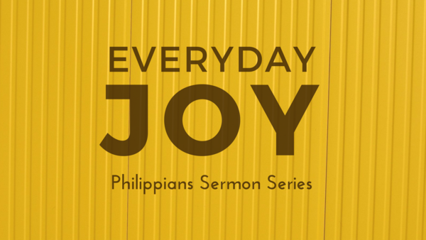 Everyday Joy: A Study of Philippians