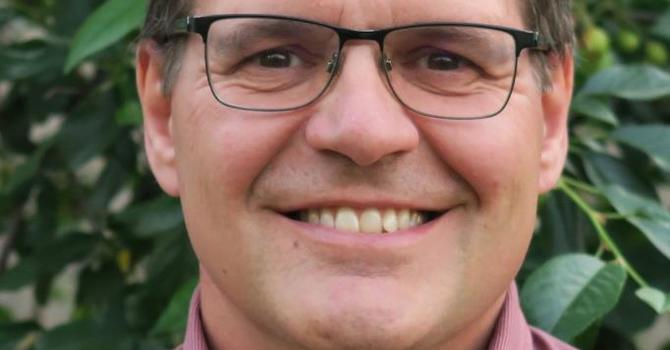 Welcome Rev. Norm Derkson! image