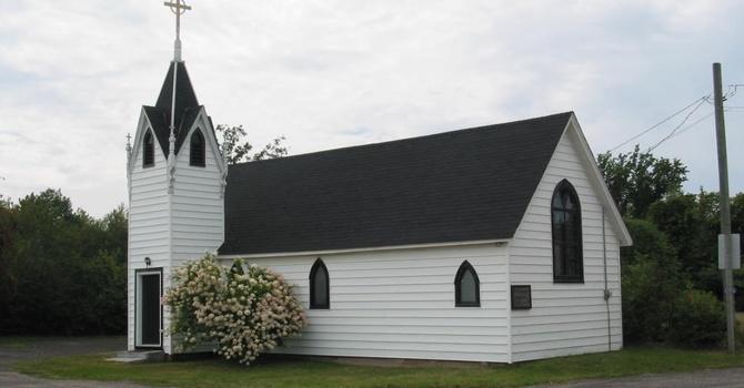 Former St George, Upper Gagetown