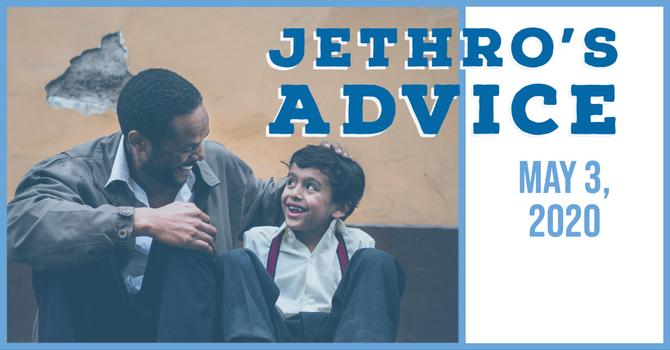 Jethro's Advice