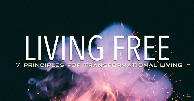 "Announcing ""Living Free"" March-April 2018"
