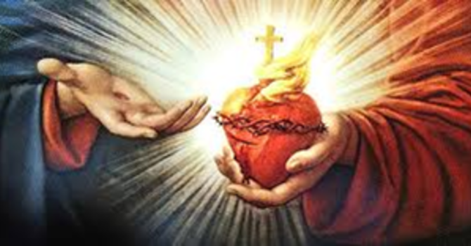 Check out Sacred Heart of Jesus Feast Day Celebrations June 15th-16th! image