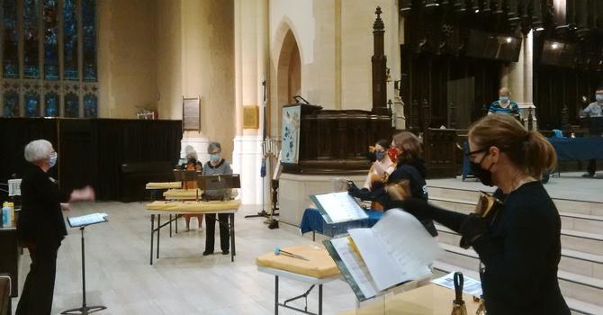 Handbell Choir Returns image
