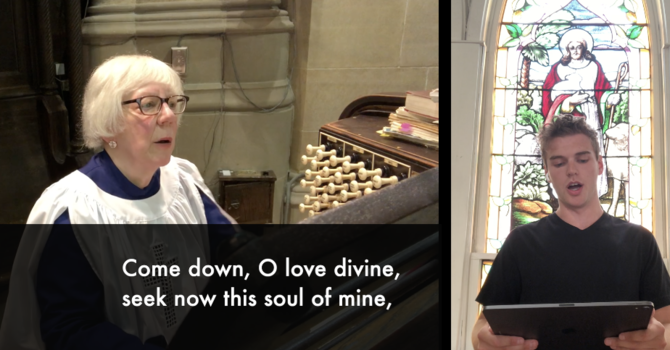 TGIF Hymn Sing! image