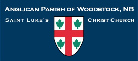 Anglican Parish of Woodstock NB (St. Luke's/Christ Church)