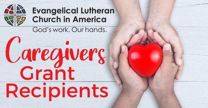 Caregivers Grant Recipients  image