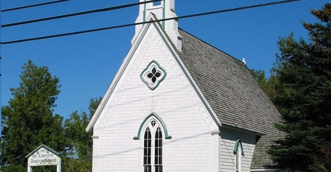 Former St Lawrence, Bouctouche