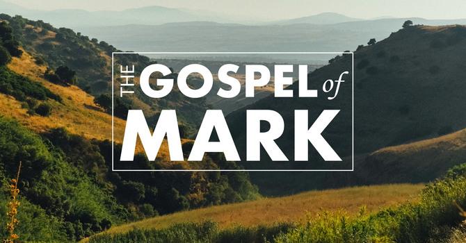 Meet Jesus in the Gospel of Mark image