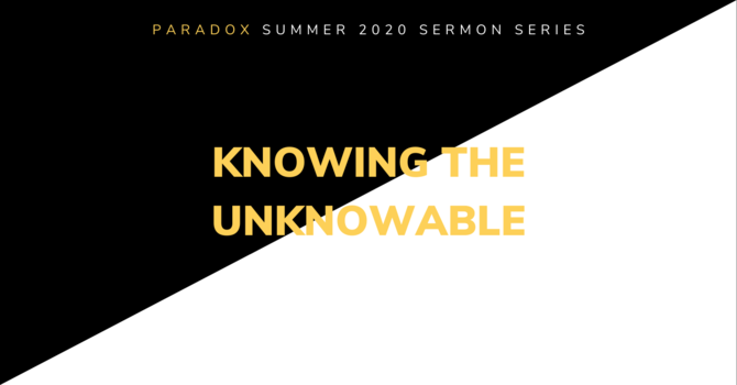 5 Knowing the Unknowable