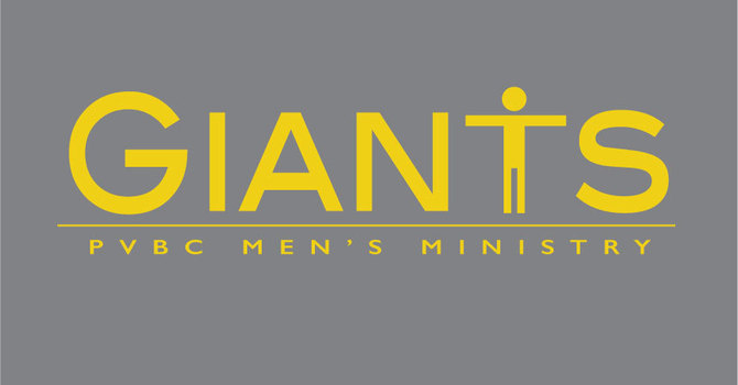 GIANTS Men's Ministry