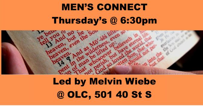 Men's Connect Thursday
