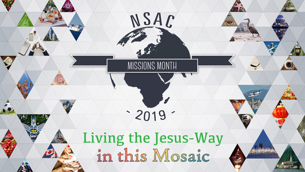 Living the Jesus Way in this Mosaic