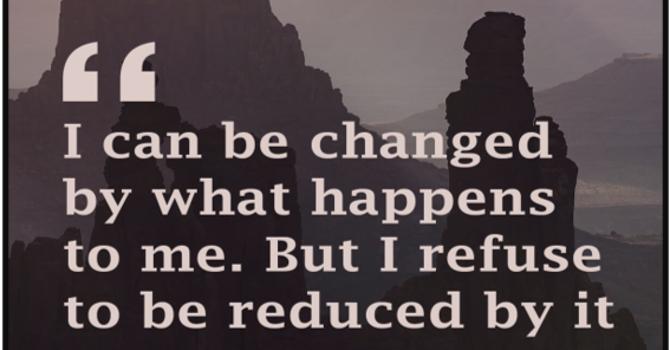 Spiritual Resilience through Embracing Adversity