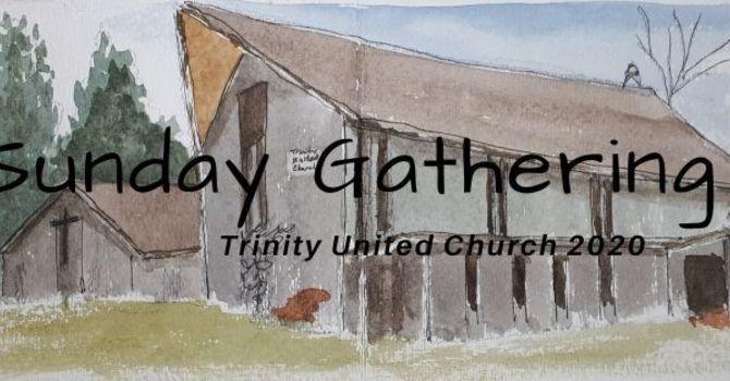 Sunday Gathering - August 30 image