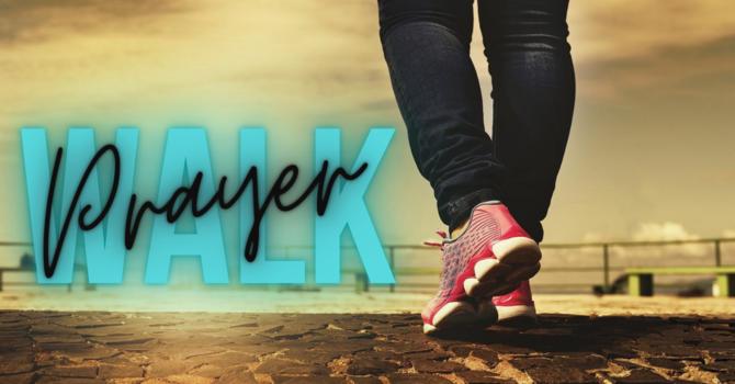Project: Prayer Walk image
