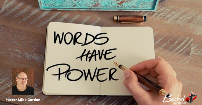The Potential, The Power, The Possibilities Of Our Words
