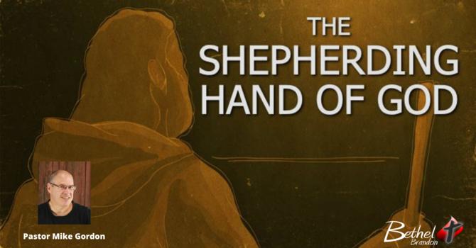 The Shepherding Hand of God