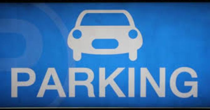 Parking Notice 泊車通告
