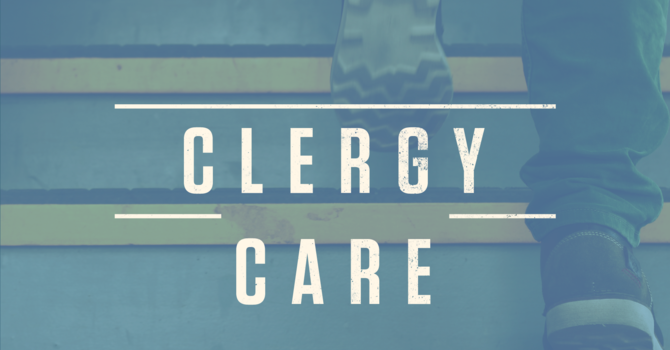 For Counselling and Clergy Care