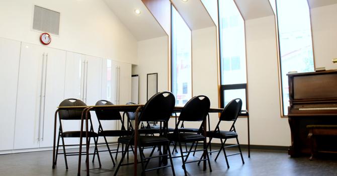 Small Meeting Room - St. Luke