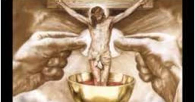 BULLETIN: June 14, 2020 - Feast of Corpus Christi