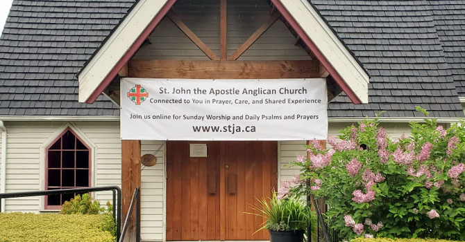 Online Worship Numbers at two St. John's image