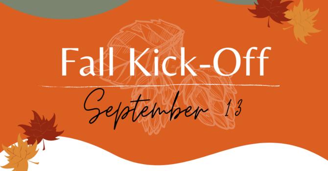 Fall Kick-Off image