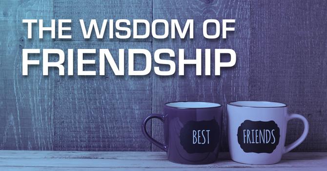 The Wisdom Of Friendship
