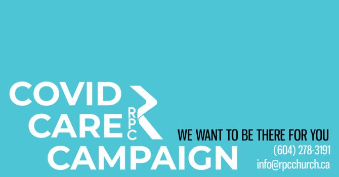 COVID Care Campaign image