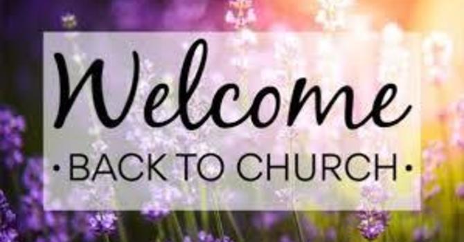 September 6, 2020 Church Bulletin image