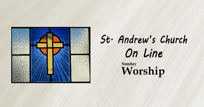 ON-LINE - Sunday service