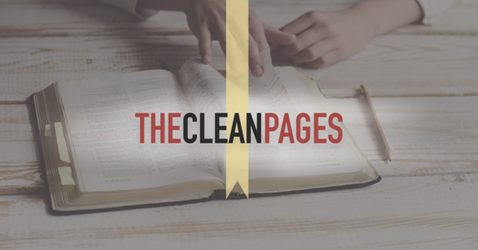 The Clean Pages : Isaiah 40