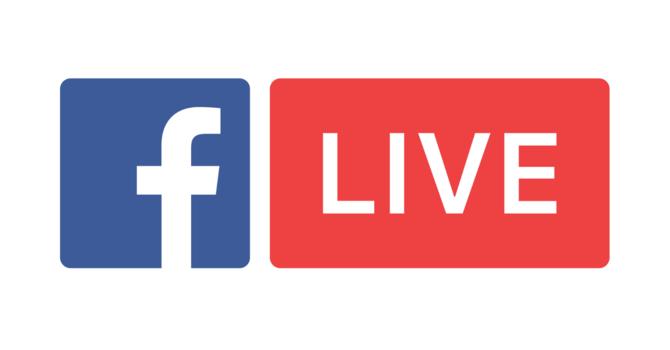 Facebook Live - SUNDAYS @ 6:30pm CST