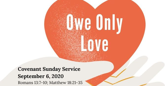 Owe Only Love