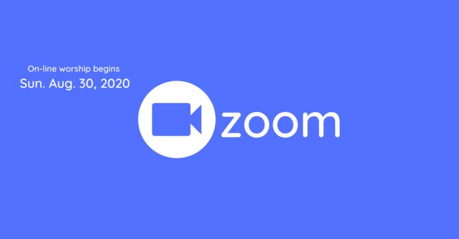 Zoom Worship image