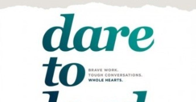 Leader Impact Group to Read and Discuss Dare to Lead by Brené Brown image