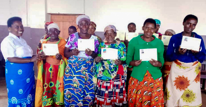 Companion Partnership Nurtures Physical and Spiritual Wellbeing in Buye Diocese image