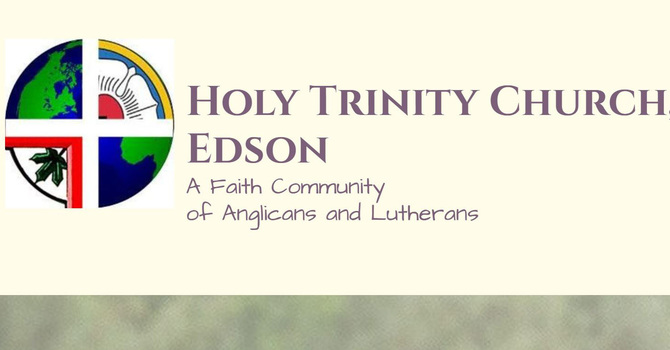Holy Trinity, Edson Launches New Website image