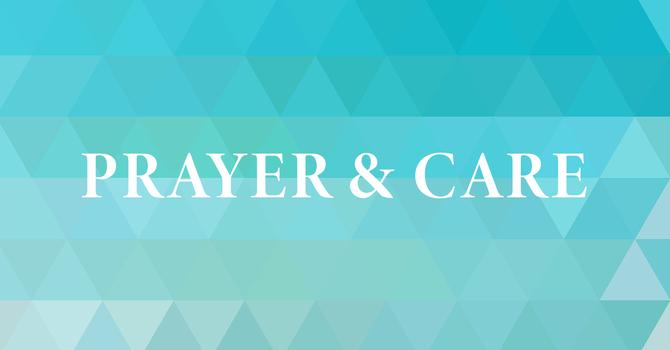 Need Prayer or Care? image