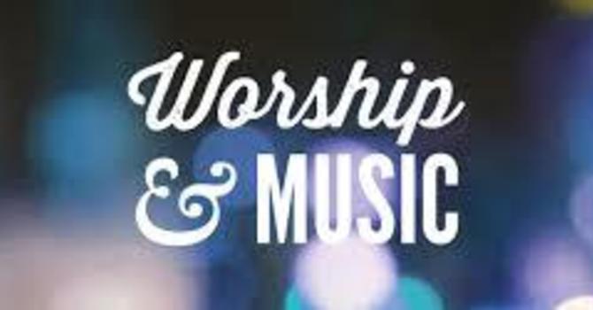 Worship & Music Meeting