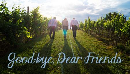 Good-bye Dear Friends