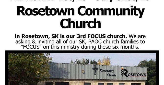 Rosetown - Focus SK Church for Feb-Oct, 2019 image