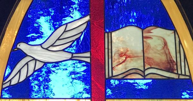 Worship for Sunday, May 30th image