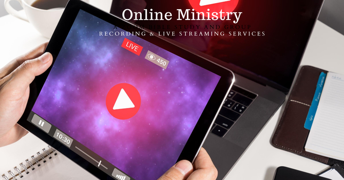 Tips on continuing online broadcasting of services image