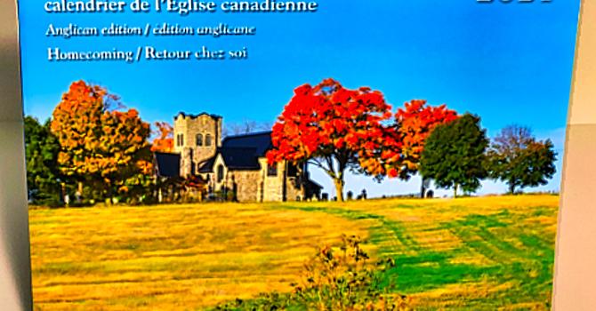 The 2021 Canadian Church Calendar image