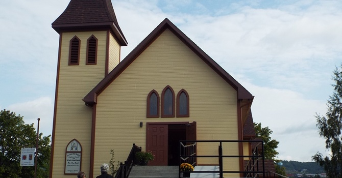 St John the Baptist, Edmundston