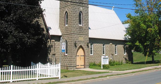 Holy Trinity, Hartland